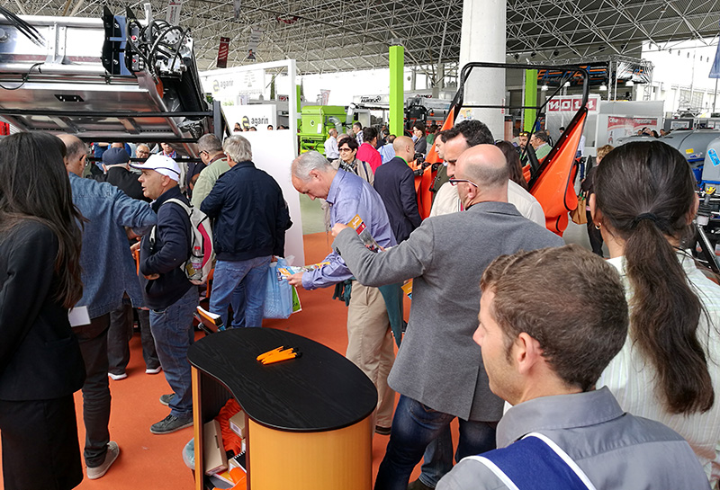 equipments_of_vibration_agromelca_in_expoliva_2017
