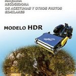 recolector de aceitunas del suelo HDR